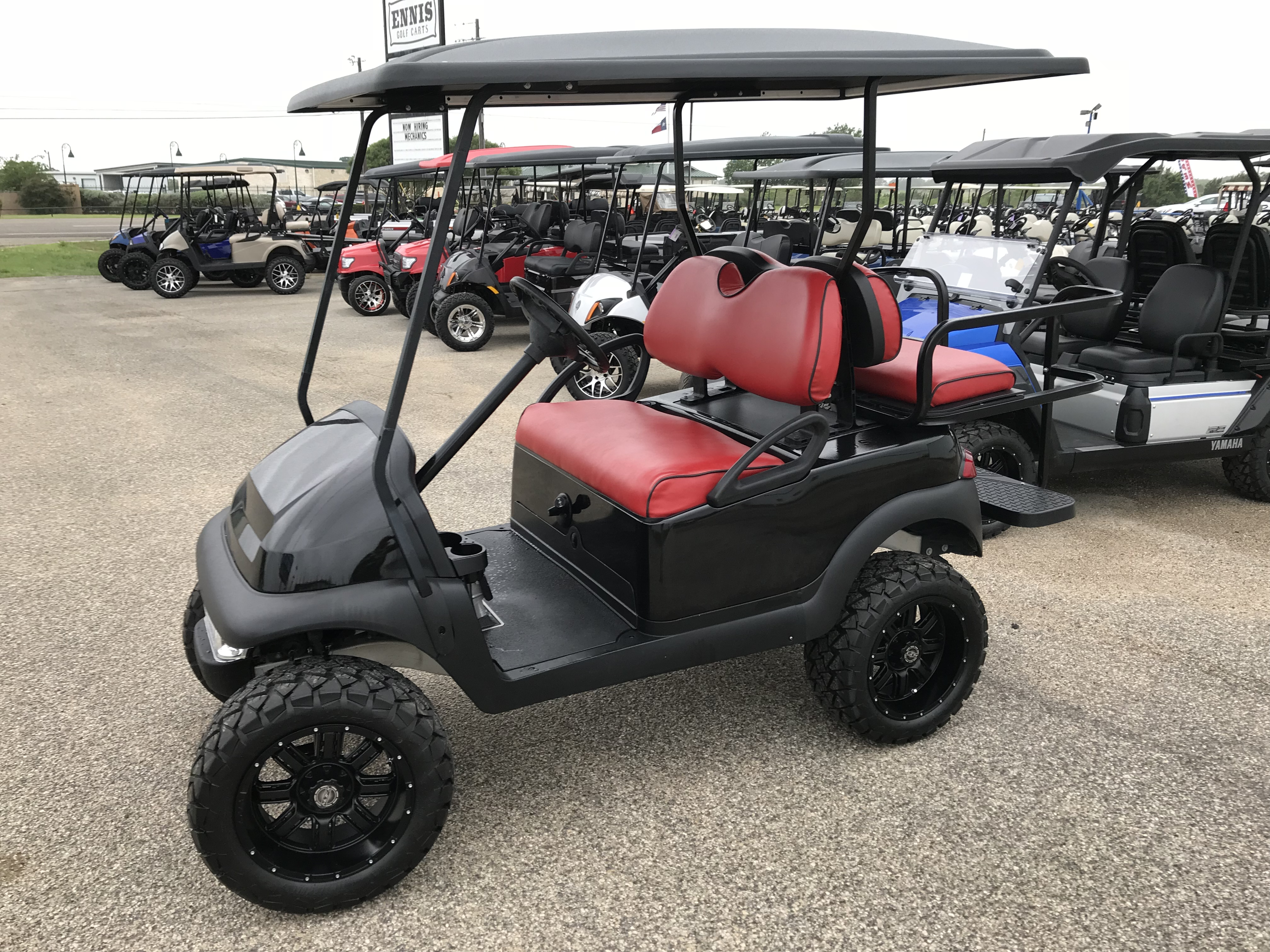 Austin Golf Cart Dealer, Yamaha Golf Cart Dealer : Ennis